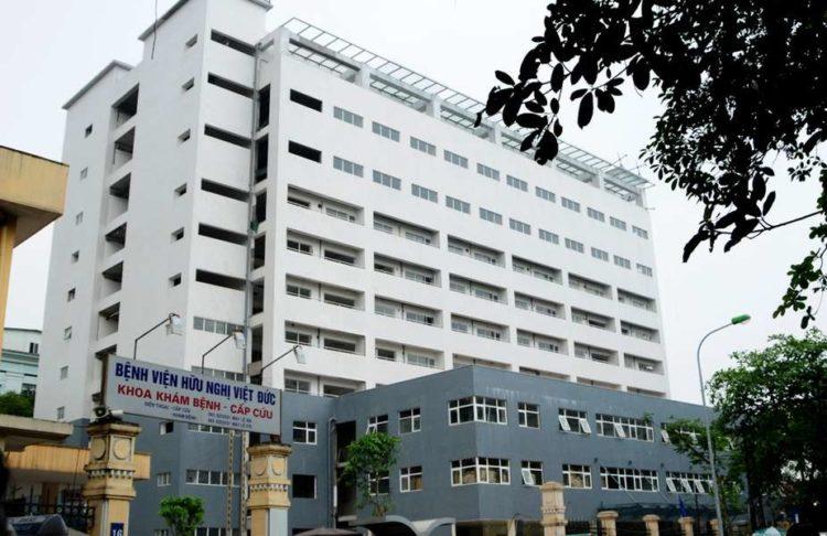 Địa chỉ khám bệnh suy giãn tĩnh mạch ở Hà Nội