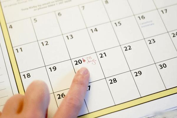 Chậm kinh 15 ngày thử que 1 vạch phải làm gì khắc phục?