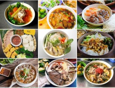 Có tới 1001 loại bún ở Hà Nội, có dành cả tuổi thanh xuân để đi ăn cũng chẳng hết!