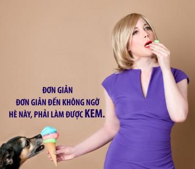 Công thức làm kem ngon không dùng máy cho nàng lười
