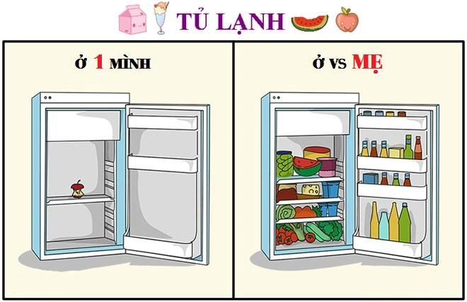 """Những lý do làm cho tủ lạnh """"ngốn"""" điện bất chấp dù bạn chẳng sử dụng gì cả"""