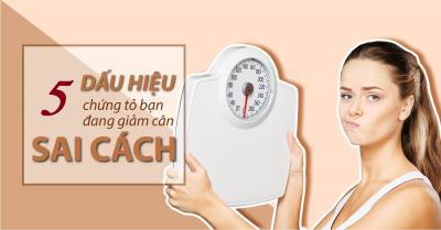"""5 Dấu hiệu cho thấy cơ thể bạn đang """"kêu cứu"""" vì chế độ ăn kiêng và giảm cân sai cách"""