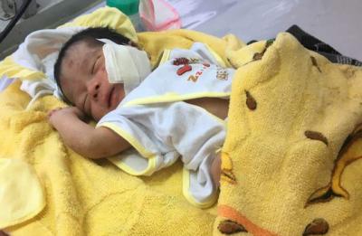 Vụ bé trai sơ sinh bị chôn sống đã xác minh được danh tính người mẹ