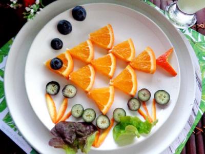 Bà mẹ 8x khoe bộ sưu tập tạo hình trái cây sống động như thật của con khiến dân mạng phải suýt xoa ngưỡng mộ