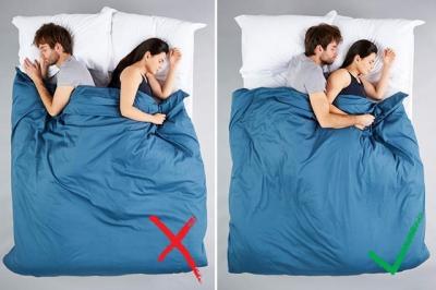 5 thói quen khi ngủ tiết lộ rất nhiều điều về mối quan hệ hiện tại của vợ chồng bạn