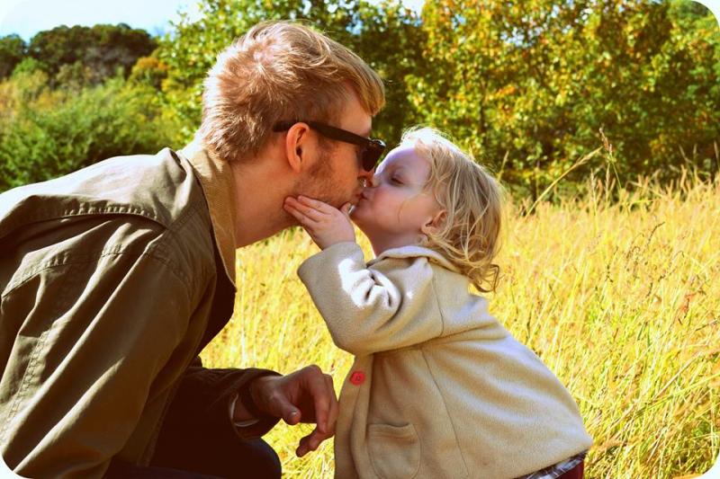 Nhất định phải sinh được một đứa con gái – để biết hạnh phúc thực sự là như thế nào!