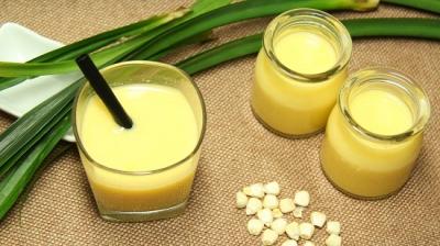 Tự làm sữa ngô thơm ngon béo ngậy cho ngày đông thêm ấm